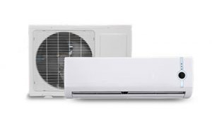 Ductless mini-split heat pump product image