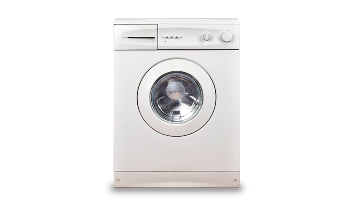 commercial front load washing machine